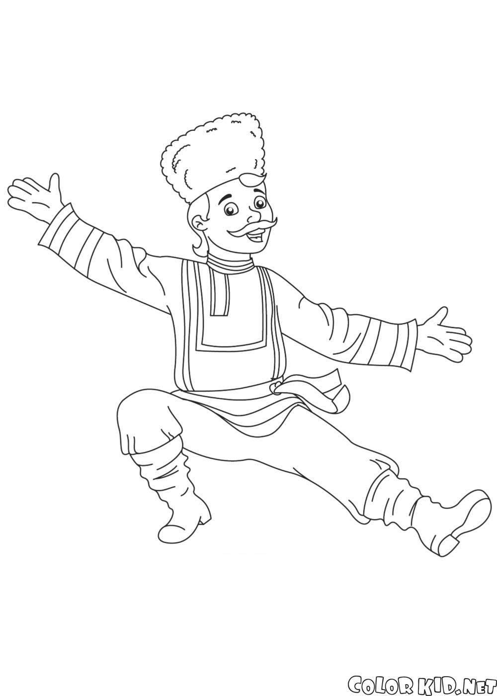 Bailarina russa