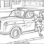 Táxi britânico