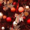Enfeites para árvore de Natal